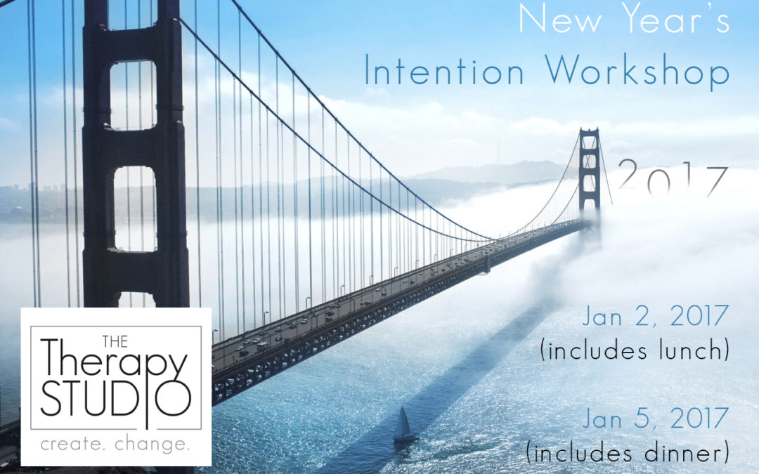 2017 New Year's Intention Workshop (dinner)
