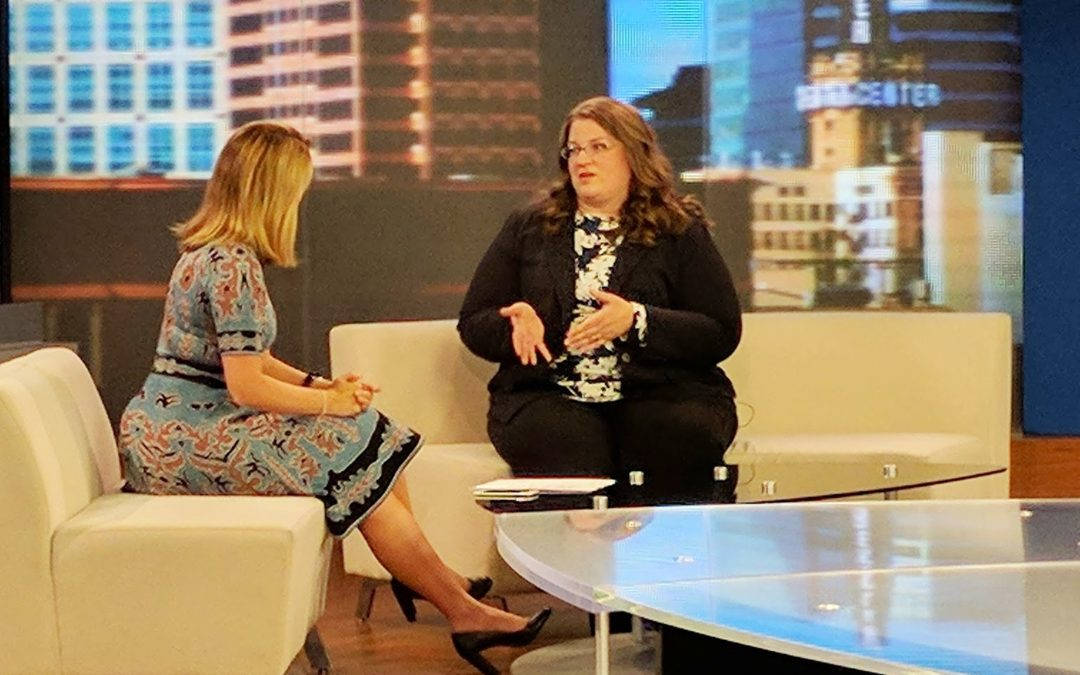 The Therapy Studio spotlighted on KSL